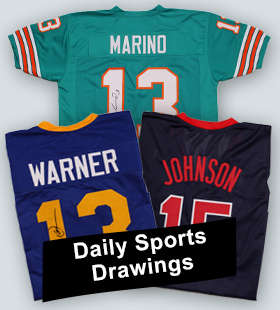 Sports Jersey drawing