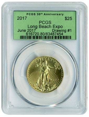 American Eagle One-Half Ounce Gold Coin