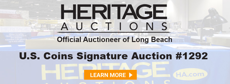 Long Beach Expo - Heritage Auctions - Official Auctioneer of Long Beach