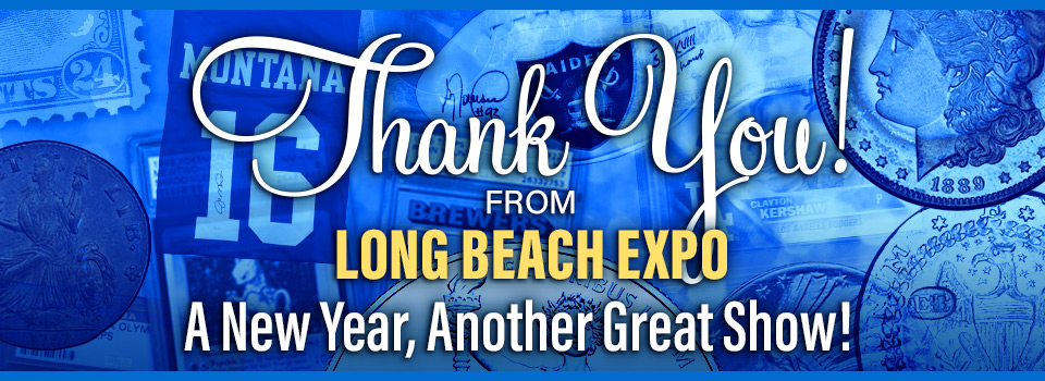 Long Beach Expo - Thank You