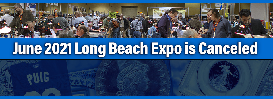 Long Beach Expo - Show canceled