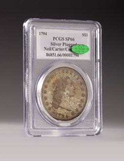 1794 Early Dollar