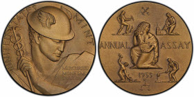 1953 US Assay Commission Medal